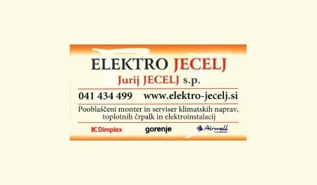 ELEKTRO JECELJ, ELEKTROINSTALATERSTVO IN SERVIS, MARIBOR