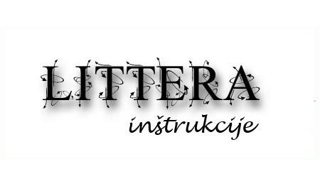 LITTERA, PREVAJANJE, LEKTORIRANJE, INŠTRUKCIJE IN DRUGE STORITVE, BRESTERNICA