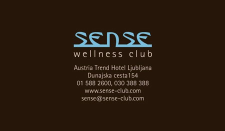 SENSE SPA CENTER, LJUBLJANA