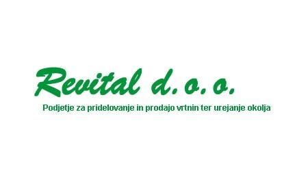Revital podjetje za pridelovanje in prodajo vrtnin ter urejanje okolja d.o.o., kidričevo